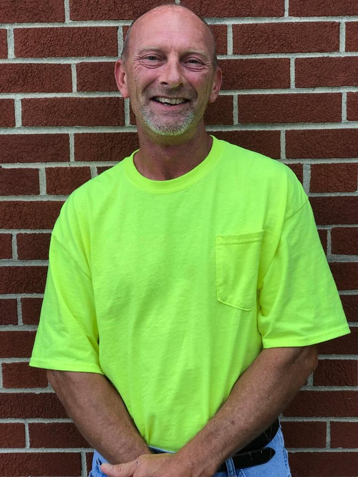 Ron Brust, Water/Sewer Personnel